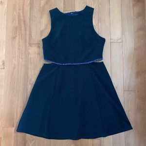 TopShop Semi-Formal Dress - Side Cut-Outs